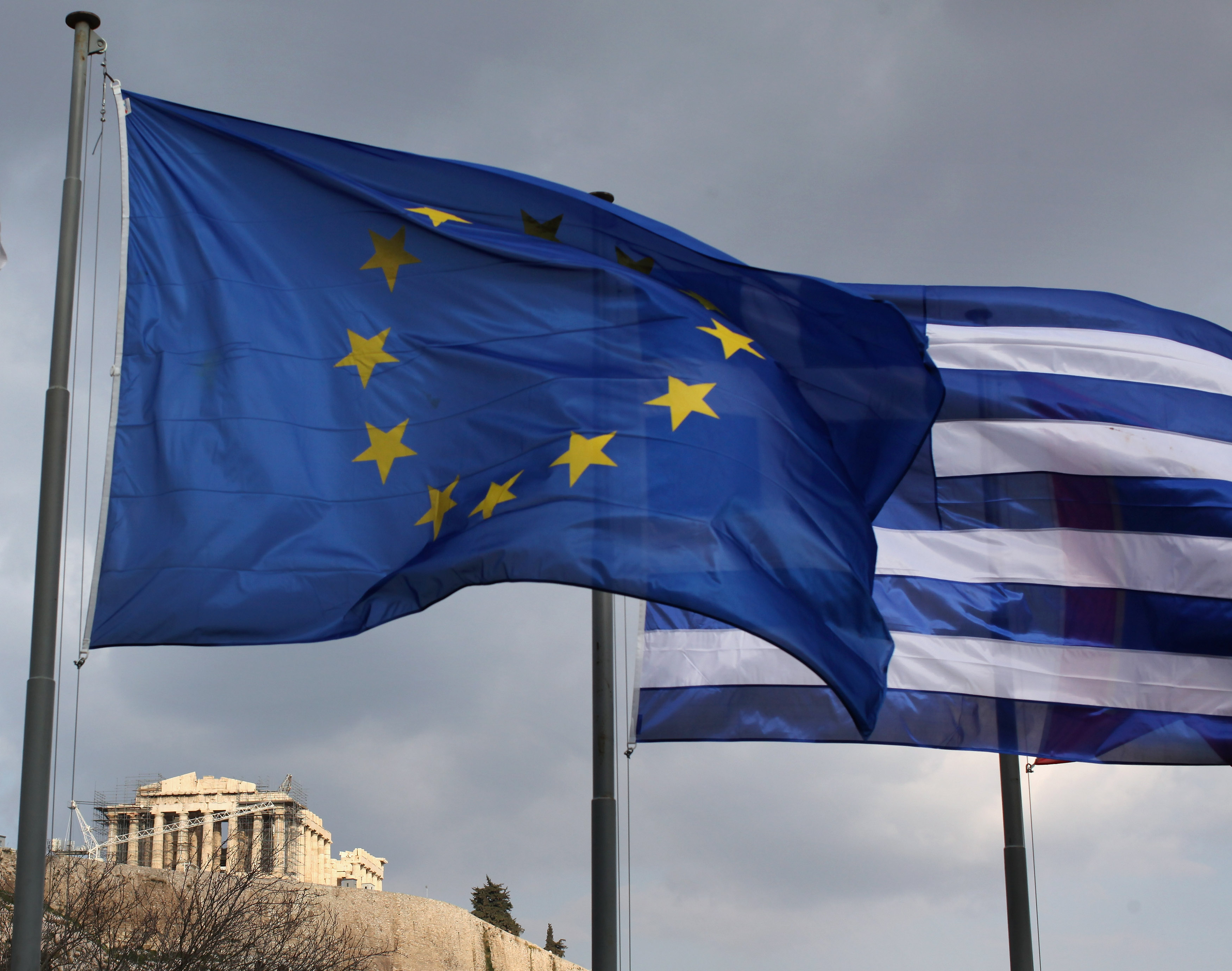 As Tensions Rise in Greece, the Country Has One More Ace up Its Sleeve