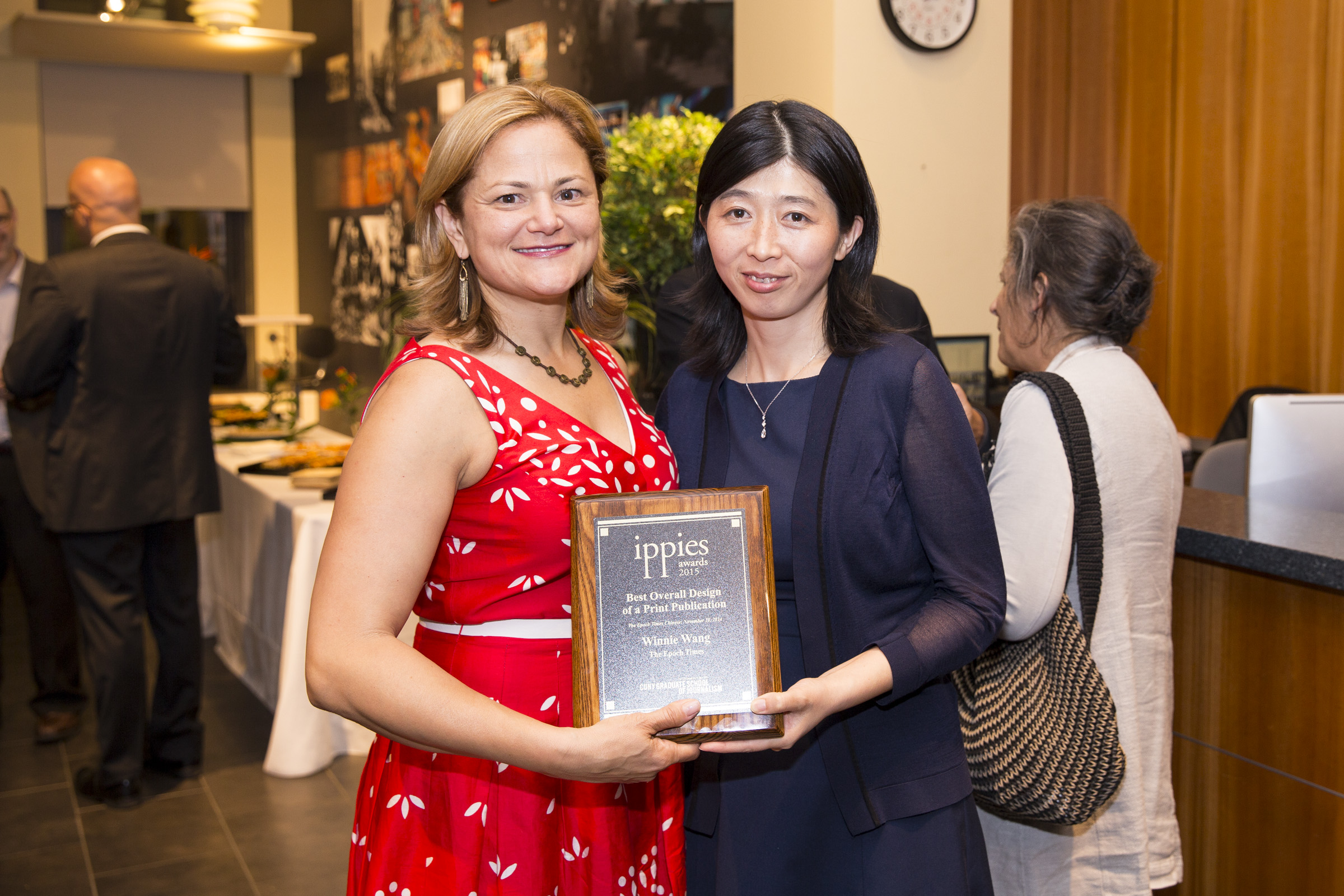 The Epoch Times Awarded for Its Journalism, Design