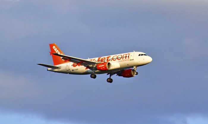 EasyJet Airline Airbus A319. (DarthArt, iStock)