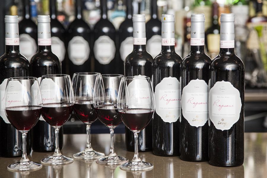 Rapsani Wine. (Samira Bouaou/Epoch Times)