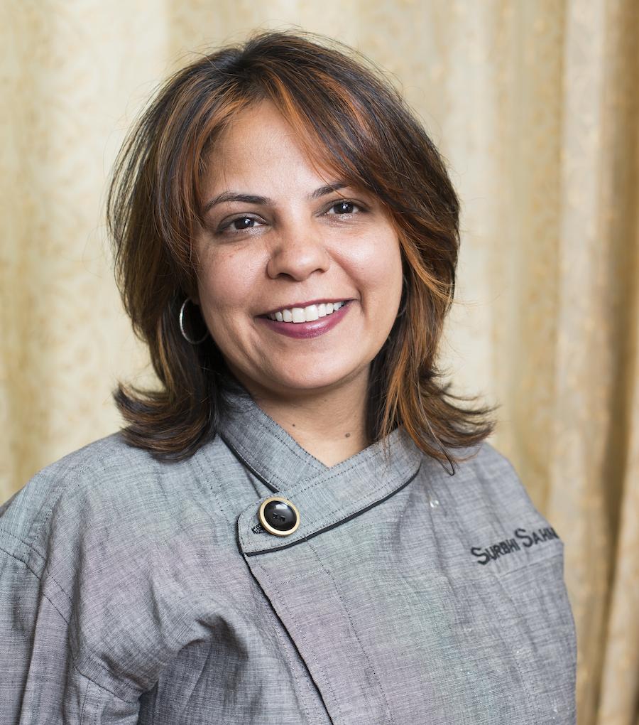Chef Surbhi Sahni. (Samira Bouaou/Epoch Times)
