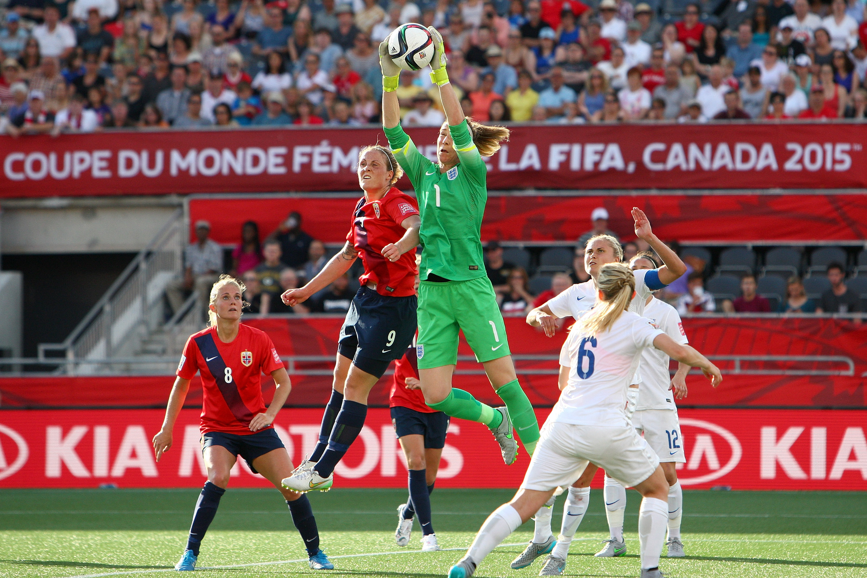 Carli Lloyd Captains USA to Semifinal Win Over Germany