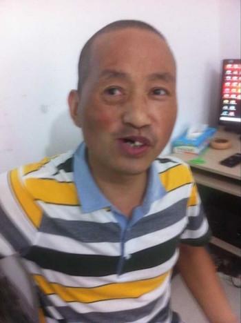 Yu Yifei, a worker from Quzhou City, Zhejiang Province, in an undated photo. (Screen shot/Sohu.com)