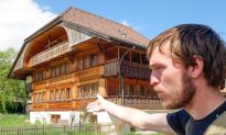 US Carpenter Finds Timber – and Roots – in Bern