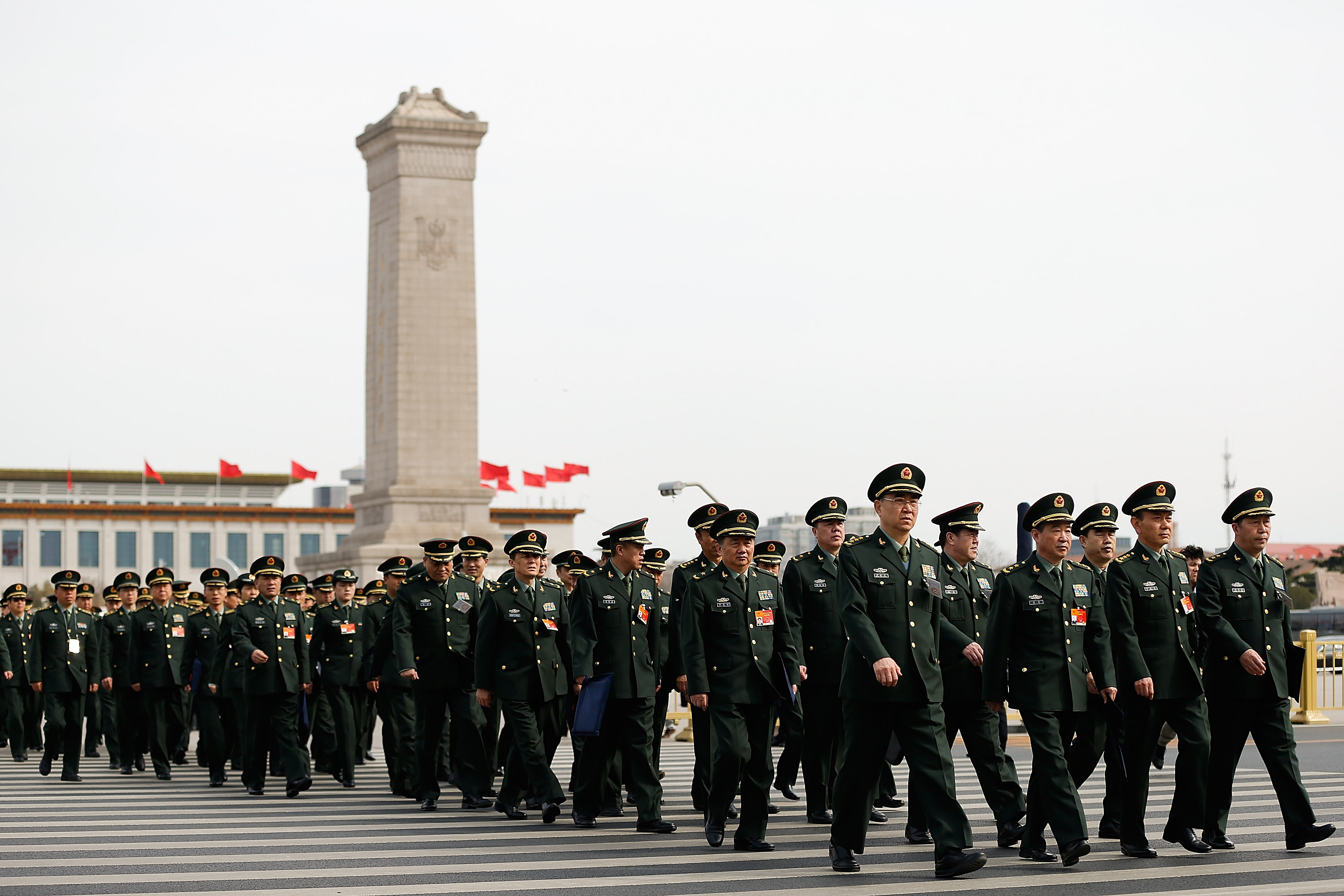 Why a Novel on War With China Has the Pentagon Talking