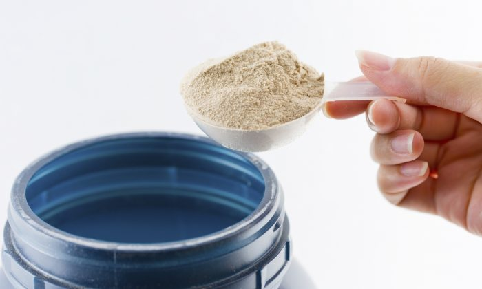 Whey protein powder is a popular supplement, but quality varies tremendously. (Jay_Zynism/iStock)