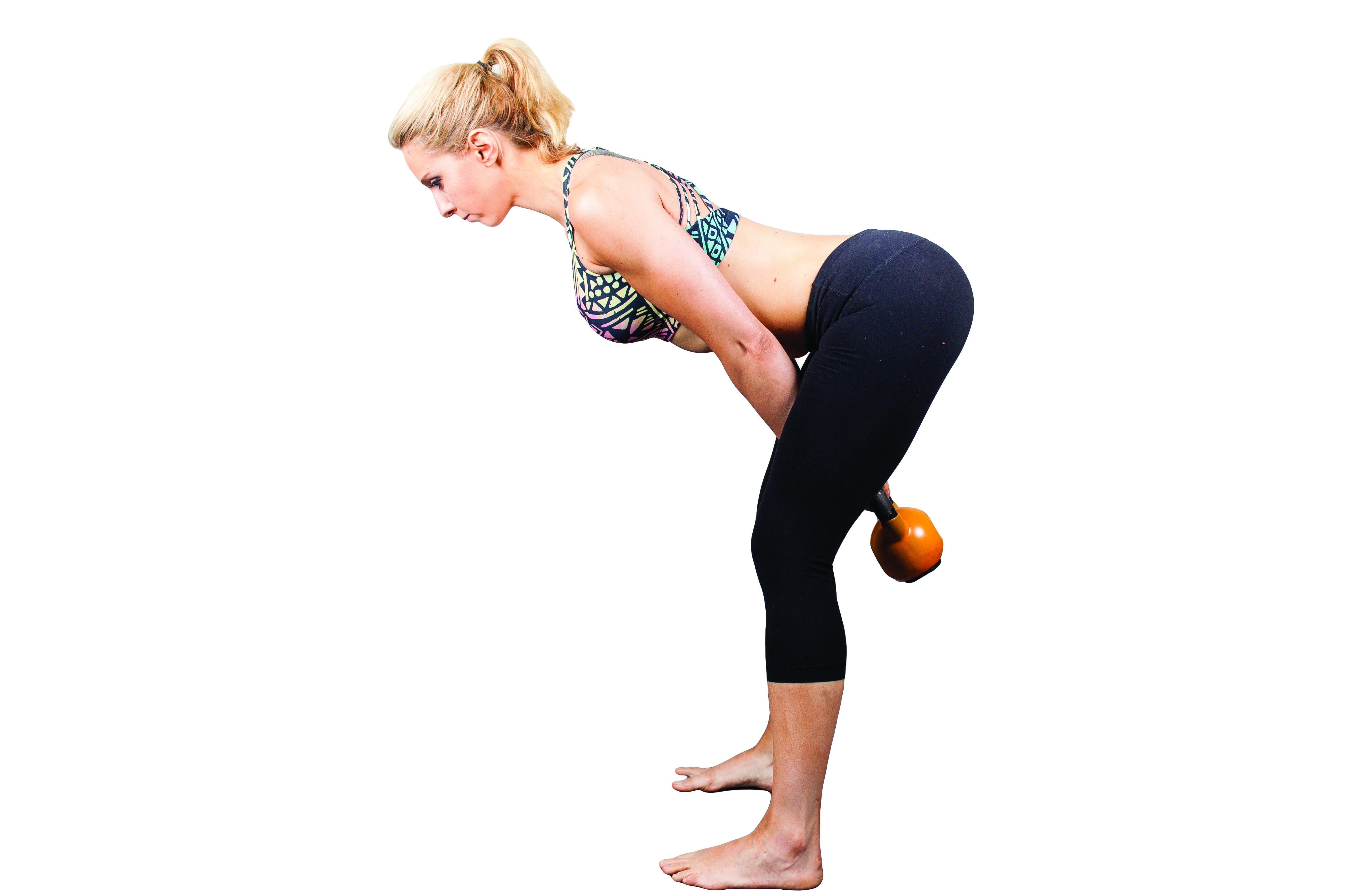 Kettlebell Workout for Beginners and Weight Loss