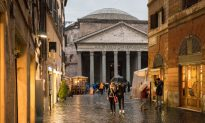 The Consummate Traveler: Why Sightseeing in the Rain Is Not Such a Bad Idea
