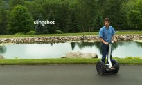 'SlingShot': Segway Inventor Says End of Clean Water Is Near—So He Built a Solution