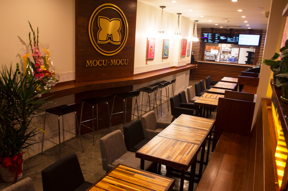 Mocu-Mocu in Hell's Kitchen. (Courtesy of Mocu-Mocu)