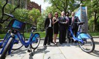 NYC Bike Share Dubbed 'Citi Bikes'