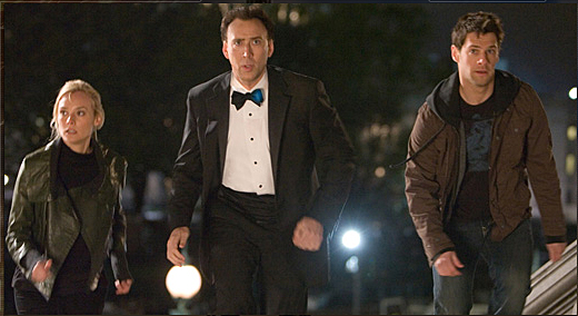 Diana Kruger, Nicholas Cage, and Justin Bartha star in the sequel to National Treasure. (disney.go.com/disneypictures/nationaltreasure/)
