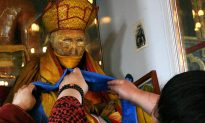 Imperishable Body of Russian Buddhist Lama