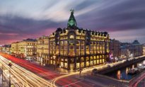 "A White Nights ""Story Experience"" at Angleterre Hotel"