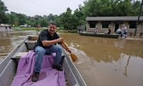 Are Flood Levels in U.S. Midwest 5 Feet Too Low?