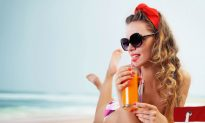 After You Drink Juice, Slather on Sunscreen