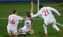 Capello Faces First Test of the English Spirit