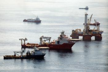 Uneasiness High Among Those Near Oil Spill, Survey Finds