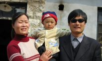 Chen Guangcheng Receiving Passport in 15 days