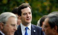 UK Chancellor to Cut Welfare Spending