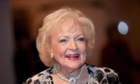 Betty White Named AP Entertainer of the Year