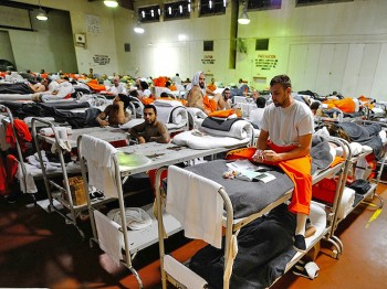 California Misses Prison Deadline