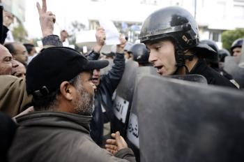 After Jasmine Revolution in Tunisia, Uncertainty Rules