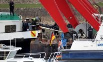 Rhine River Reopens After Chemical Tanker Salvage