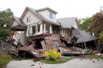 Mere hours after the powerful 6.3-magnitude earthquake struck Christchurch, phishing scammers were already looking to capitalize on this catastrophic event. (Marty Melville/AFP/Getty Images)