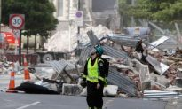 Christchurch NZ Earthquake: The Changing Landscape as Quake Devastation Unfolds