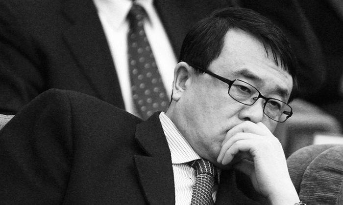 Wang Lijun, former Chief of Chongqing Public Security Bureau, in March, 2011. (Feng Li/Getty Images)