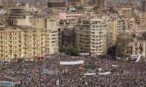 The Impact of Egyptian Uprising on China