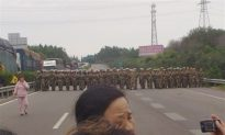 Violent Response to Fresh Protests in Southern China