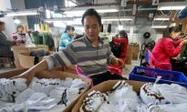 China's Clothing Industry Faces Rocky Road