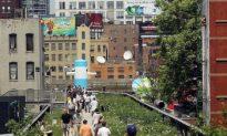 High Line Gets $20 Million Gift