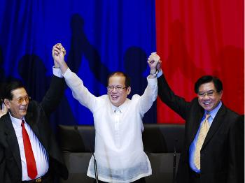 Aquino Officially Named Philippine President