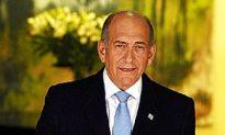 Olmert Stepping Down as Israeli PM