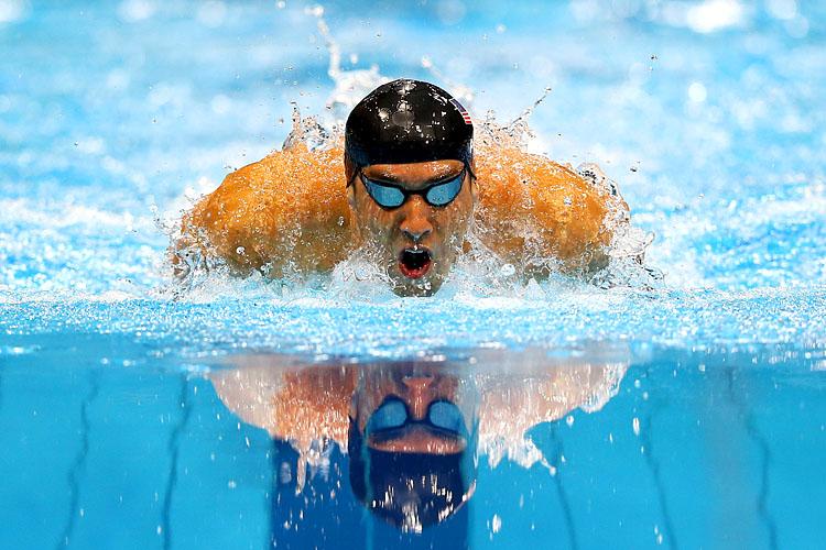 Michael Phelps Barely Makes Individual Medley Final