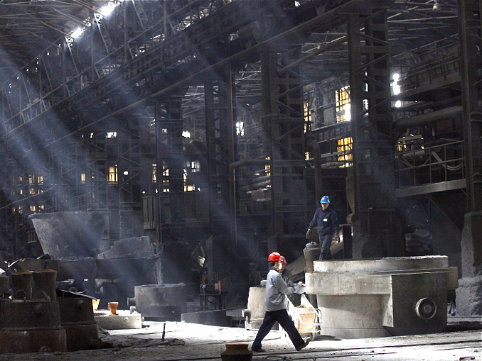 China to Accelerate Steel Dumping in 2016