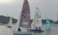 Hebe Haven 24 HR Charity Dinghy Race an 'Inspirational' Success