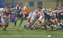 Rugby Union: Newedge Strengthens Top Position in HKRFU Premiership League