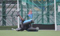 Three Wins in a Row For Khalsa in Hong Kong Guru Nanak Field Hockey Tournament