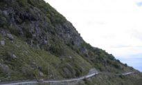 Saba Island's Great Road of the Caribbean