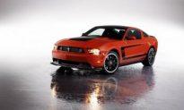 Ford Brings Back Mustang Boss