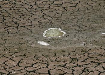 Due to water shortage China has been implementing hydro projects of unprecedented scale in the past 30 years under the Chinese Communist Party's directive of 'moving heaven and earth.' (Getty Images)