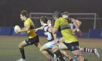Leighton Asia HKCC Take The Lead in Hong Kong Premiership Rugby