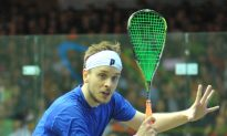 Top Players in Hong Kong For Squash Open