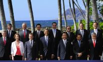 Big Business Backs Obama Push in Asia-Pacific