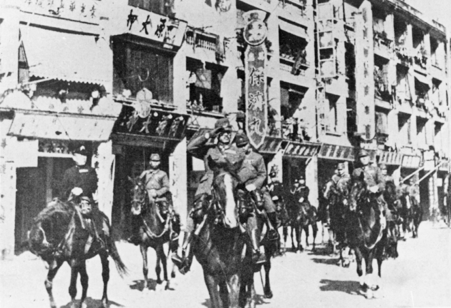 How the Chinese Regime Gets Away With a False History of World War II