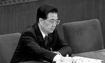 Why the Chinese Regime's Hu Jintao Smiled